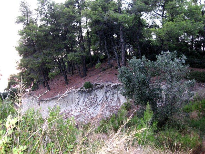 Крутые склоны Сивири