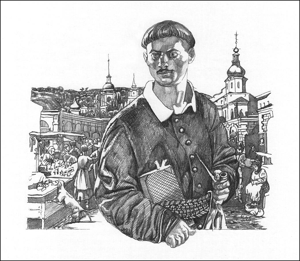 Сергей Георгиевич Якутович, Вий