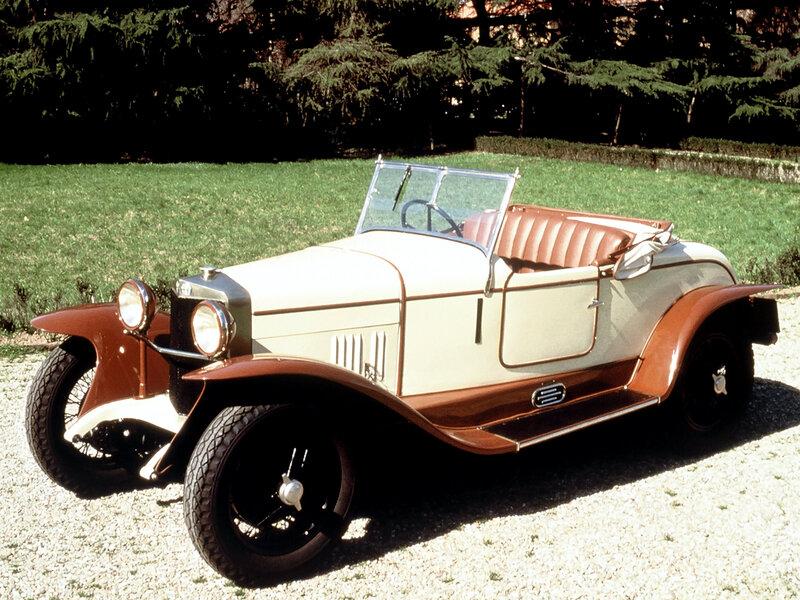 Alfa-Romeo-RM-Sport-Spider-by-Castagna-1924 - 1925