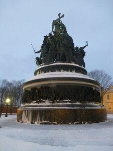 памятник тысячелетия России