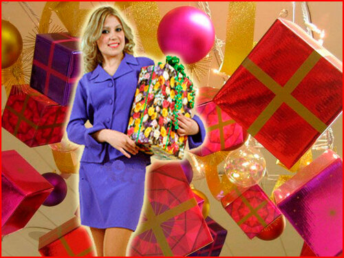 О чем может рассказать новогодний поарок