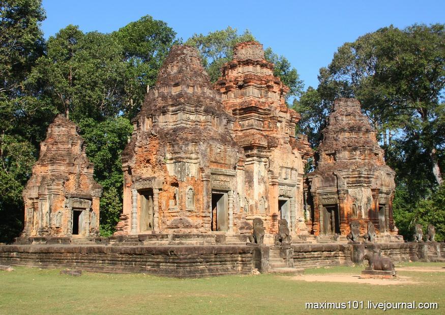 Камбоджа, Ангкор, Харихаралайя
