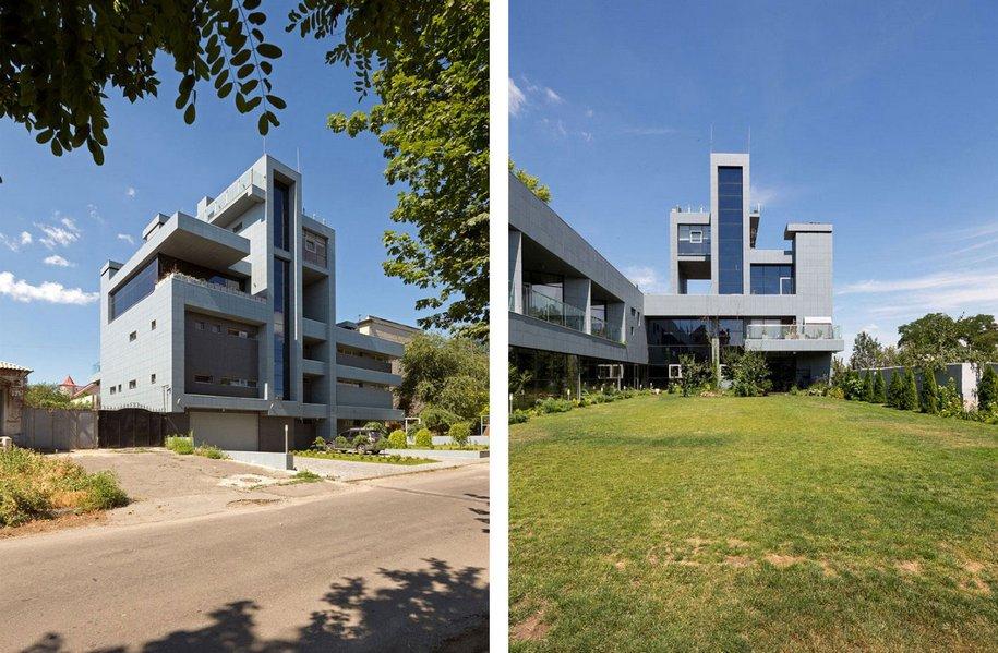 Самый большой частный дом в Украине