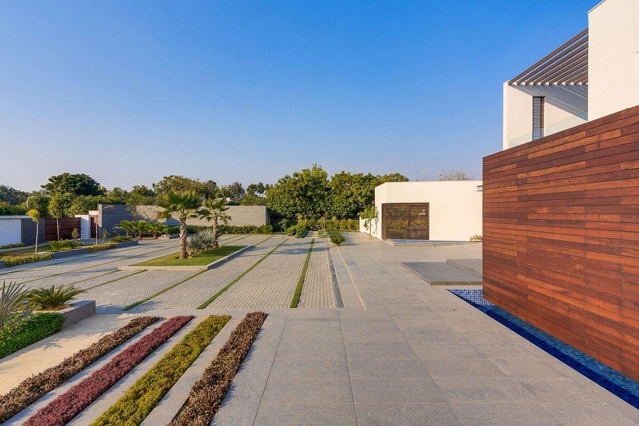 Загородная резиденция неподалеку от Нью-Дели