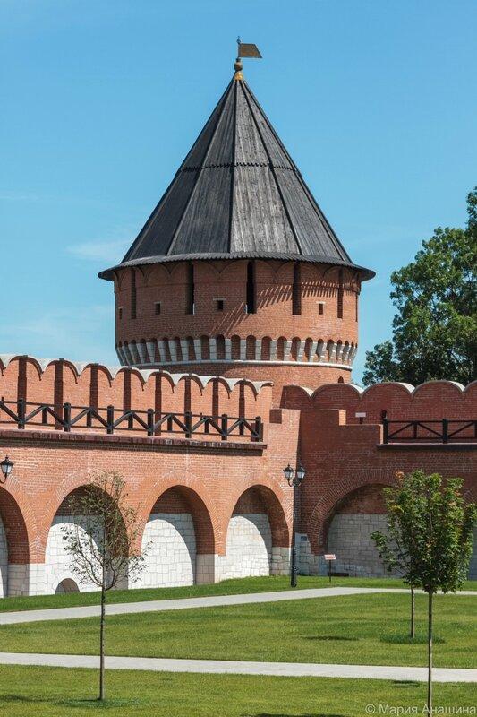 Ивановская (Тайницкая) башня