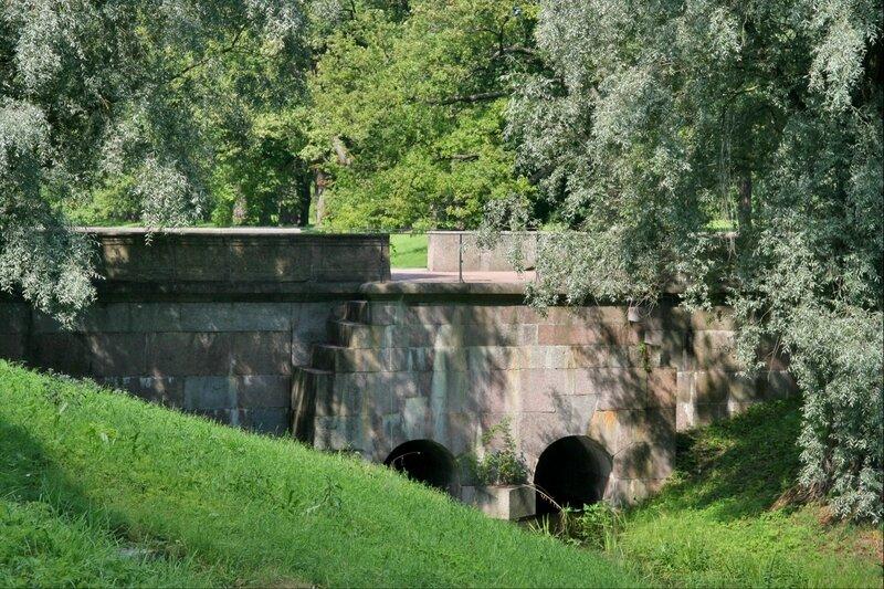 Екатерининский парк, мост