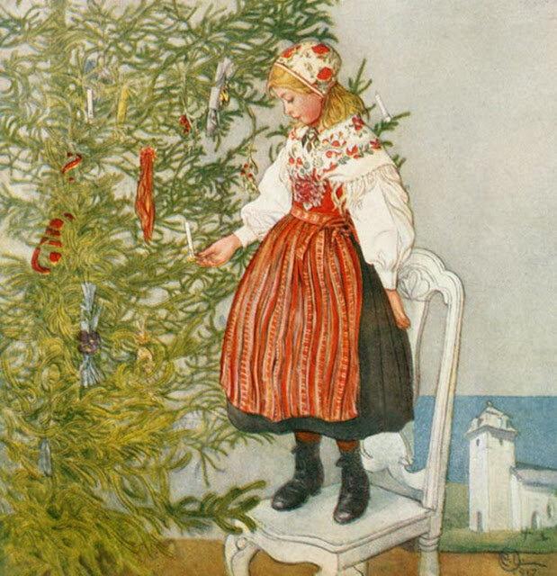 Carl Larsson (1853-1919).