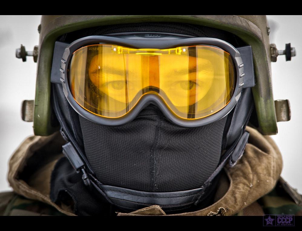 Фото русского спецназовца в очках