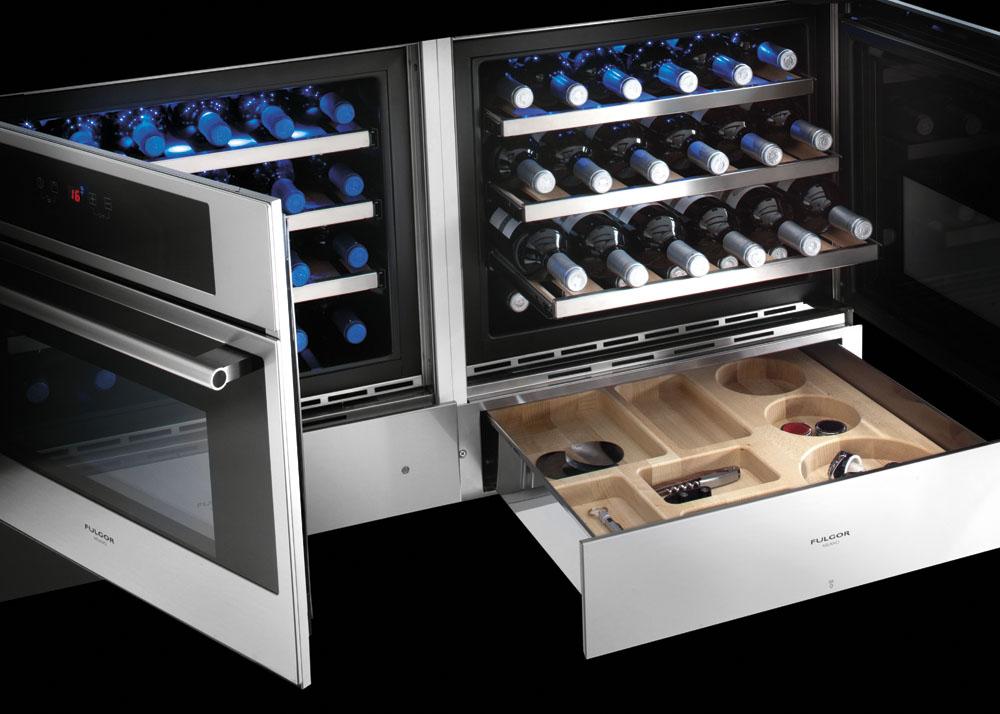 винотека в Краснодаре, винные шкафы Краснодар