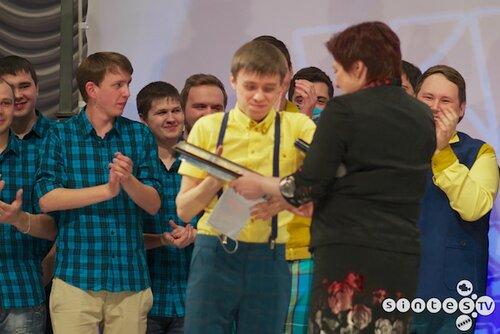 Пятый Юбилейный ФЕСТИВАЛЬ КОМАНД КВН КУБОК ИЗБИРАТЕЛЯ 16 февраля 2013 года г.Барнаул