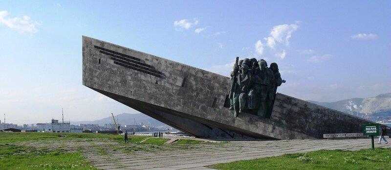 Новороссийск, Черноморское побережье, апрель 2010