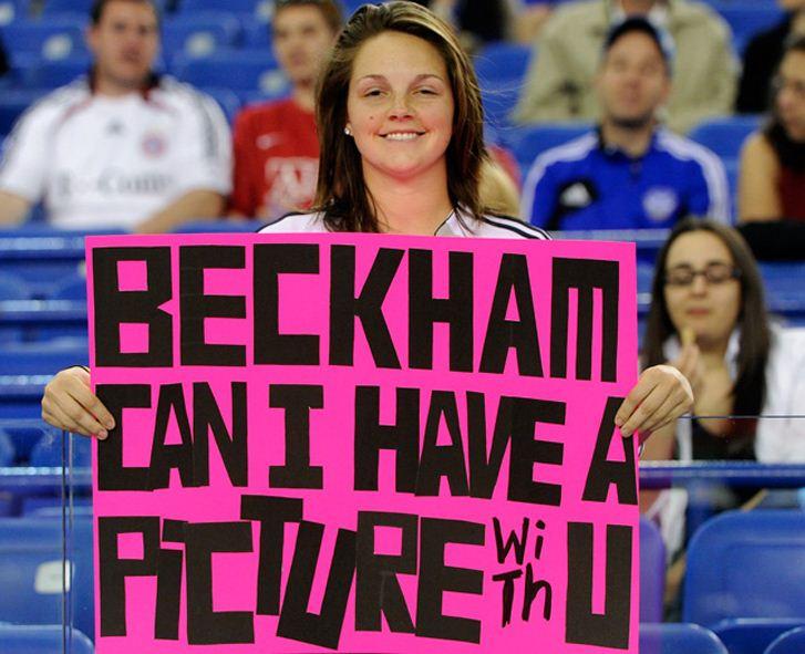 Любимчик женщин Дэвид Бекхэм / David Beckham