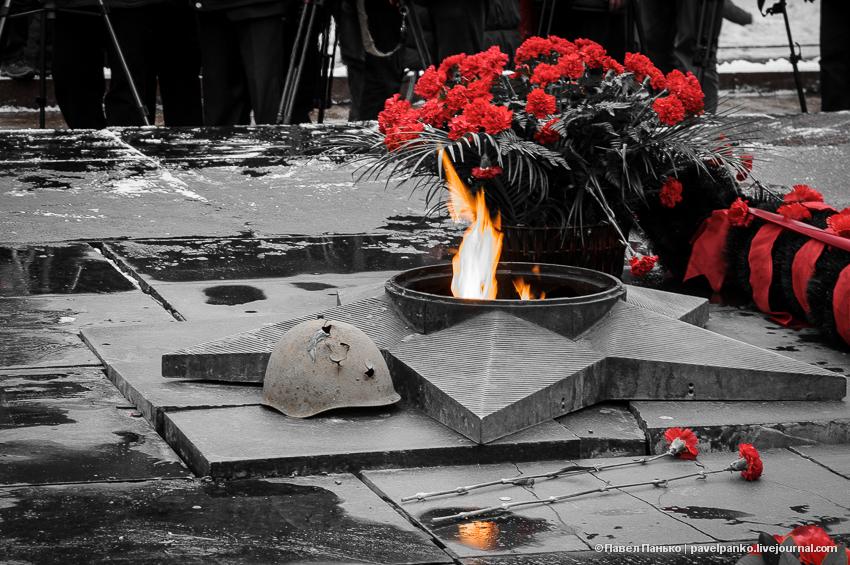 #Сталинград70 Волгоград Сталинград вечный огонь Панько