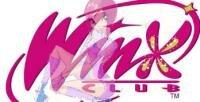 """WINX надписи в маге """"The Blestuk"""" для вас и игра поцелуй"""