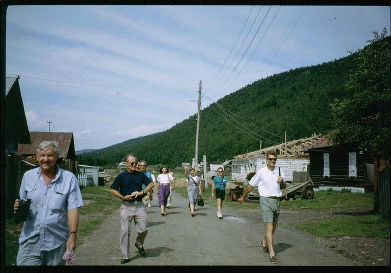 166.  Село Николы на Байкале