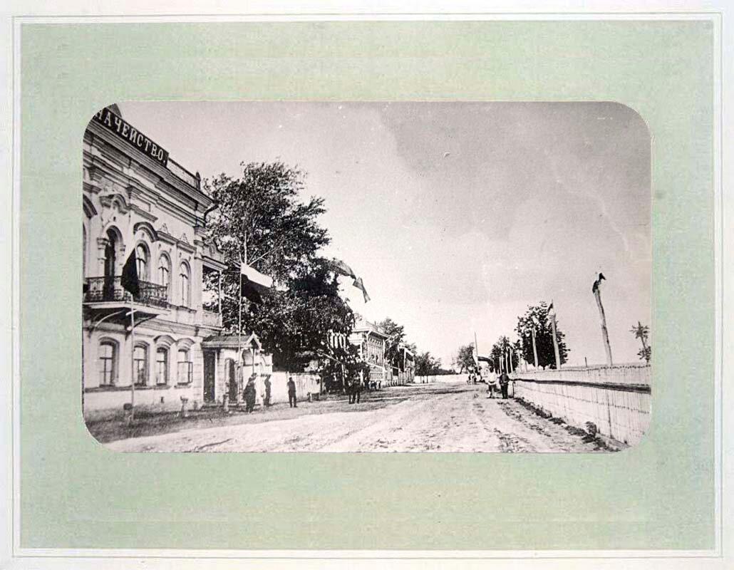 8. Набережная улица