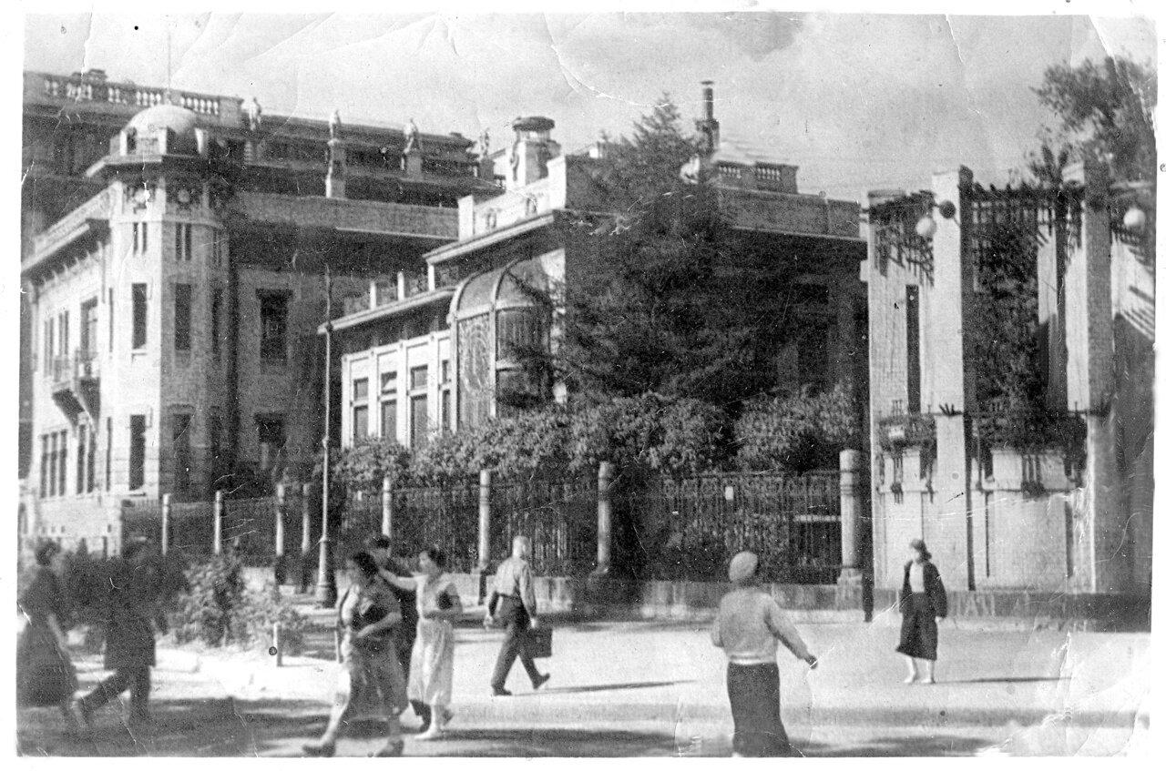 Музей С.М. Кирова, 1937 год.