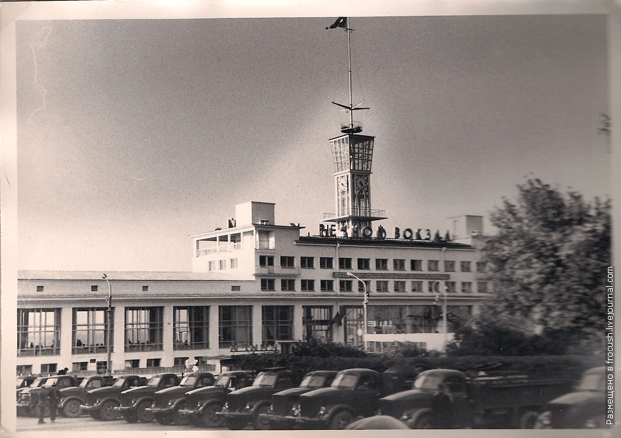 город Горький фотография 1965 года