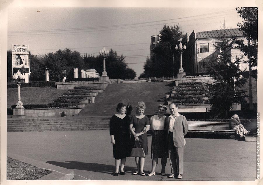 10 сентября 1965 года на речном вокзале города Куйбышева состоялась встреча и знакомство с Тамариным братом Благо Петром Николаевичем