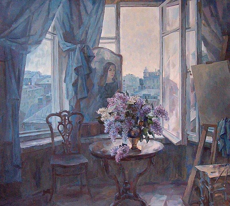 Белая ночь. 1999-2000, Петербург, Стрельцова Надежда (1973-)