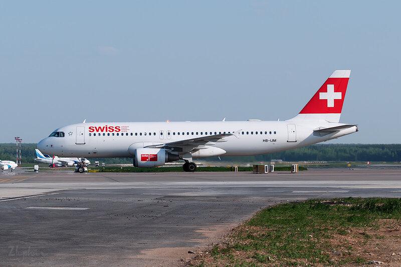 Airbus A320-214 (HB-IJM) Swiss DSC0350