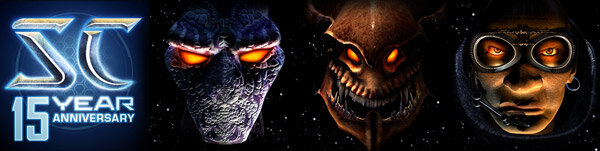 15 лет Starcraft