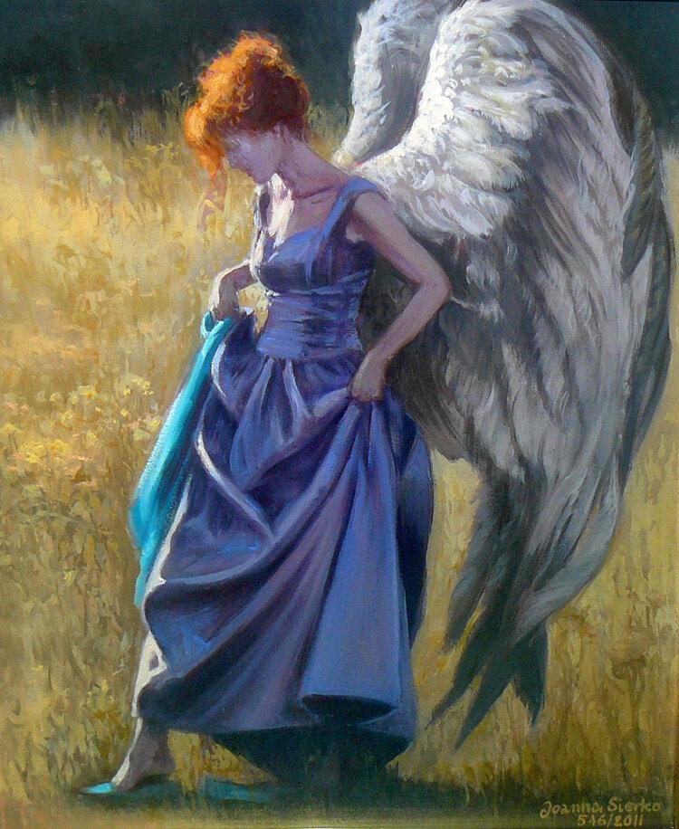 Куклы обереги ангелы