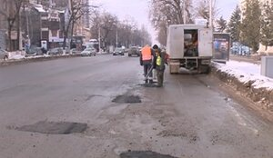 Молдова — вот как дороги нужно ремонтировать