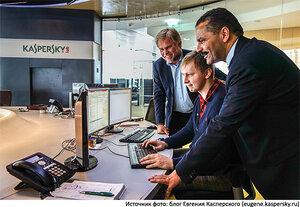 «Лаборатория Касперского» начала сотрудничать с Интерполом