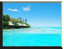 Французская Полинезия. Let's go to the sea. Фото wilar - shutterstock