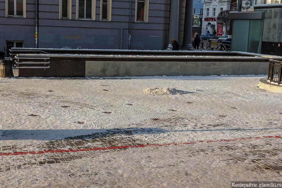 Екатеринбург. Красная линия.