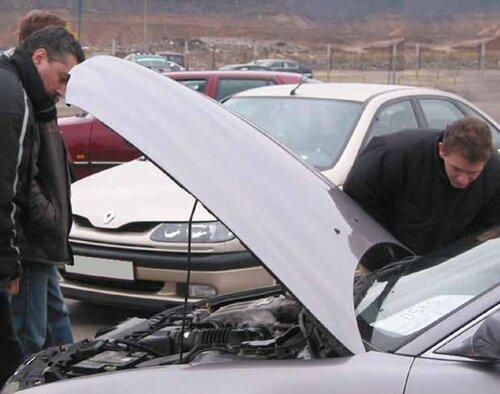 Советы при покупке подержанного авто