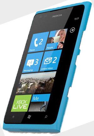 Теперь Nokia Lumia 900 также и в России