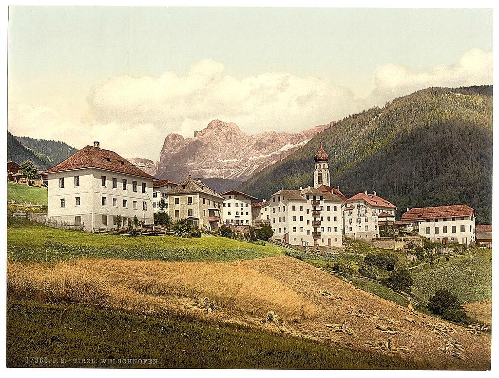 Австрия. Тироль 1890 - 1900 гг 0_80b0e_8552d227_orig