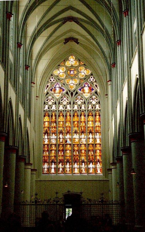 Альтенберг Собор, так называемые, бывшая церковь, цистерцианский монастырь.jpg