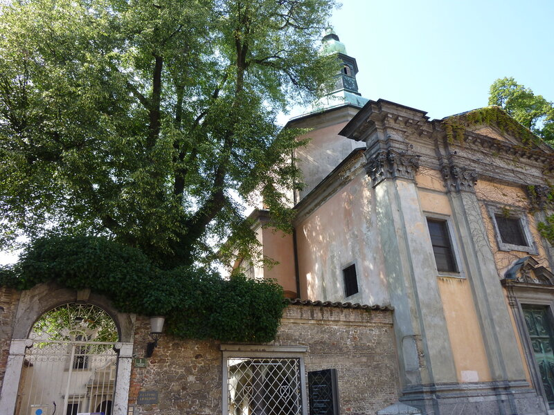 Церковь Крижанки
