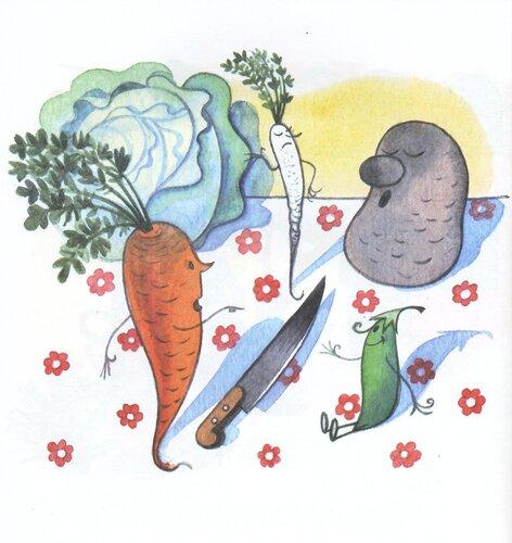 для михалков овощи картинки свои фото