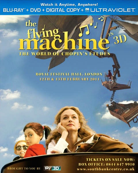 Летающая машина / The Flying Machine (2011) BDRip 1080p/720p + HDRip