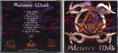 Aleister Wild - Autumns Wrath 1997