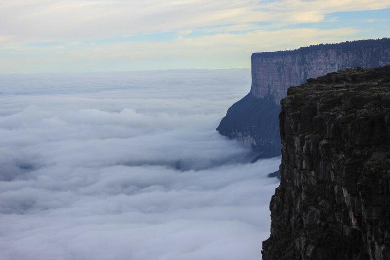 Фантастические виды на горе Рорайма в Южной Америке 0 14603e 5ac280c5 XL