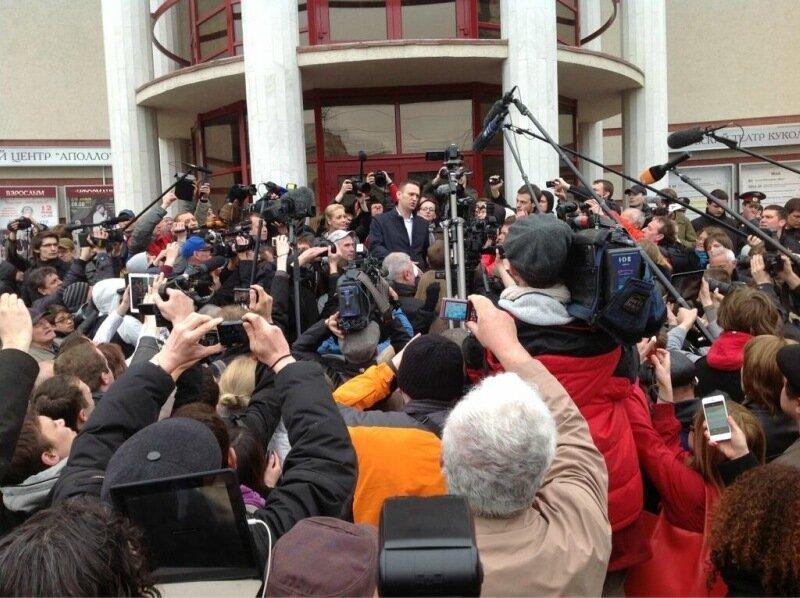 Как закончился суд над Навальным