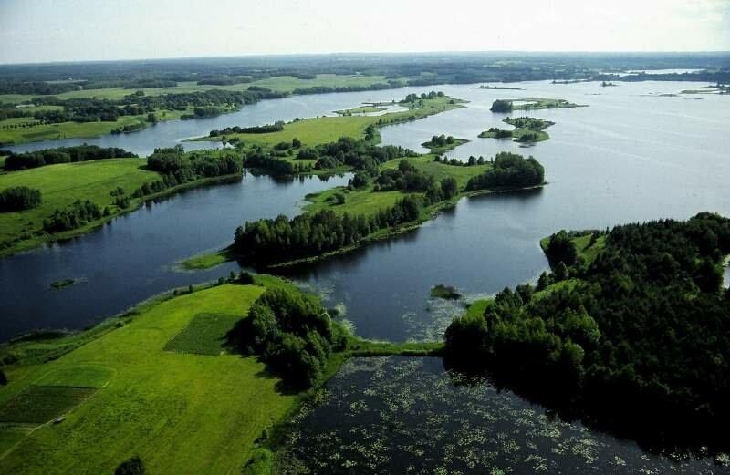 Озерный край. Национальный парк Аукштайтия
