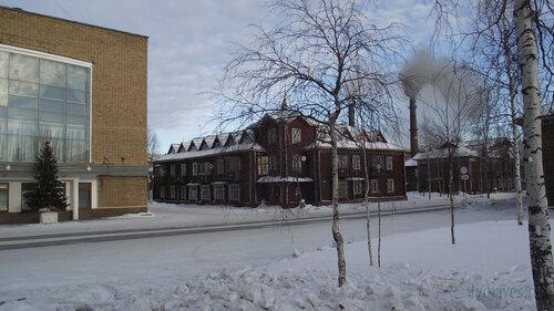 Фото города Инта №3196  Кирова 14, 12 и 10 03.02.2013_12:10