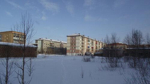 Фото города Инта №3623  Мира 28, 26, 24 и 24а 19.02.2013_12:04