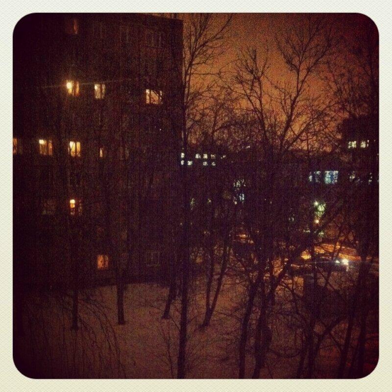 Окно в декабрь
