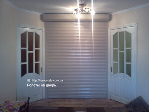 заказать роллеты на дверь.