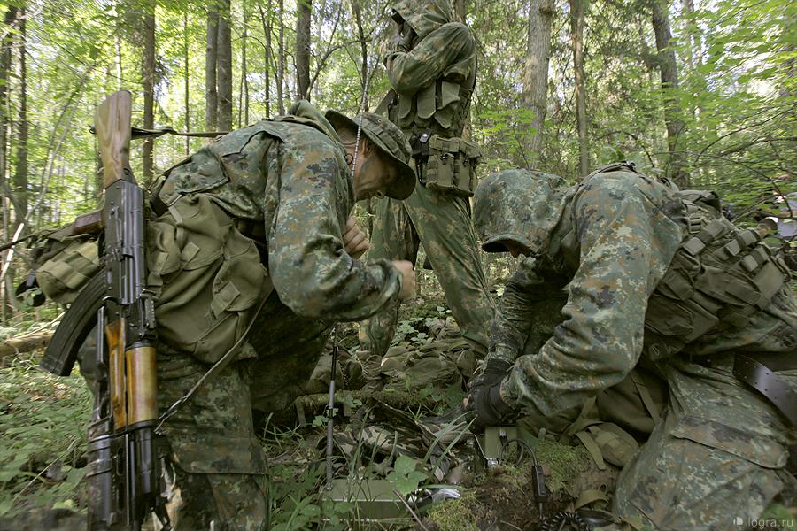 45-й отдельный гвардейский ордена Кутузова ордена Александра Невского полк специального назначения ВДВ.