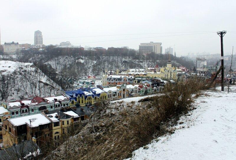Улица Воздвиженская