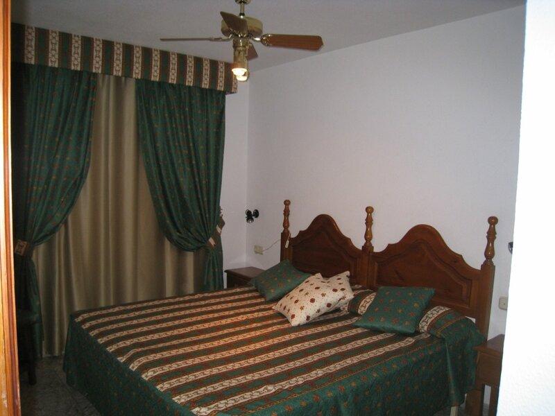 Тенерифе, Callao Salvaje, Hotel Tropical Park