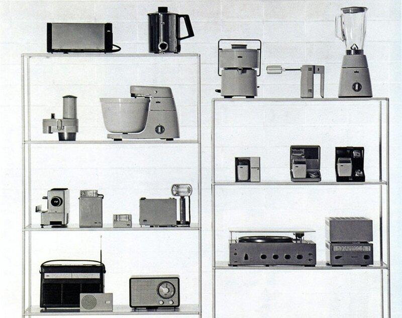 Бытовая техника Braun. История компании